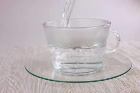 白湯の効果