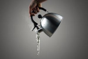 白湯の正しい作り方