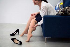 足がつる原因
